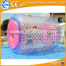 Vente en gros d'eau gonflable géante toyes rouleaux d'eau pour adultes