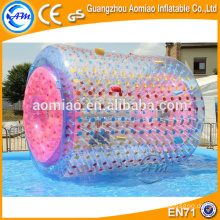 Wholesale giant inflatable water toyes water walking rollers for adults