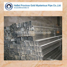 Cold Rolled Perforated Square Steel Tube