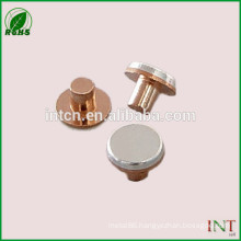Rhos UL approved high quality Electronic Accessories agni point bimetal rivets