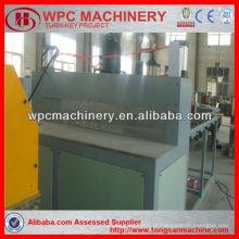 Linha de produção de extrusão de placa de espuma pvc de wpc