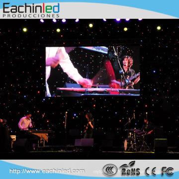 L'Amérique du Sud meilleur prix intérieur Chine HD LED écran d'affichage Hot xxx ph4.8