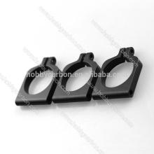 Abrazaderas de tubo de 30 mm, abrazaderas de liberación rápida para motocicleta