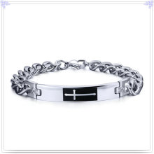 Bijoux en mode Bracelet en acier inoxydable Bracelet ID (HR434)