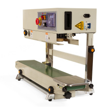 Wholesale Distributors for China Sealing Machine,Bag Continuous Sealer,Film Sealing Machine Supplier Vertical Continuous Film Bag Sealing Machine supply to Australia Factories