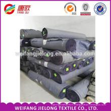 Un stock de tissu de denim teint en fil de qualité de la Chine fournisseur de tissu de denim de tissu en coton 100% de vente chaude