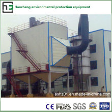 Electrostatic Dust Collector (BDC Wide Spacing of Top Vibration)