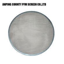 Micron Sintered Round Metal Filter Discs