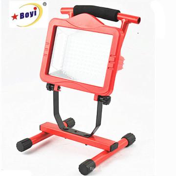 Серия H 50 Вт Перезаряжаемый светодиодный свет работы