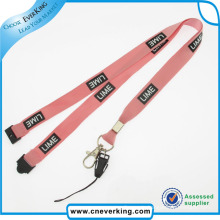 OEM Design Lanyard with Cell Phone String
