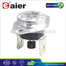 Manuel / Reset KSD301 Thermostat 16A, Thermostat KSD301 (250V / 10A)