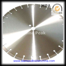 Concrete Diamond Saw Blade for Green Concrete