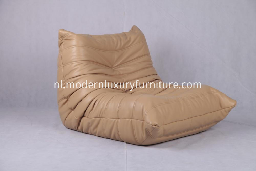 Leather Seating Of Togo