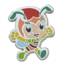 Cartoon Soft Enamal Badge with Gold Plated (GZHY-SE-013)