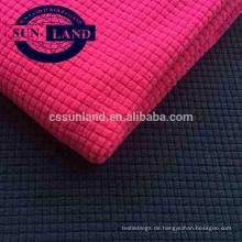 Changshu-Textilmaschinen-Waffelfleece