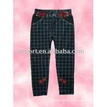 Ladies fashion Seamless printing pants