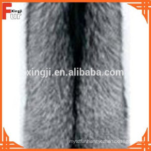 Chinese Grade natural color silver fox skin
