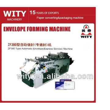 Enformação de Envelopes de Serviço Express ZF380
