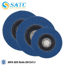 2018 New abrasive flap disc for polishing tableware with CE certificate About