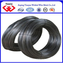 AISI/DIN Construction Black Flat Binding Wire