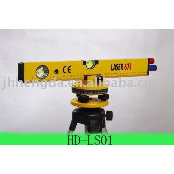 Laser nível de bolha kit