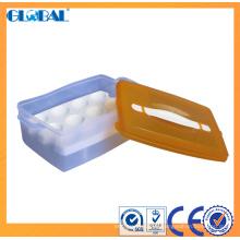 Bandeja de huevos de plástico