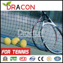 Gazon artificiel de terrain de tennis vert synthétique (G-2044)