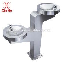 Articles sanitaires faits sur commande en acier inoxydable faits sur commande de l'acier inoxydable, lavabos, éviers plus propres
