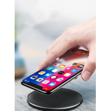 fast charger wireless charger Iphone8 iphonex black color