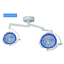 Double dome Round lampu bedah