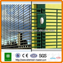 electric fence security