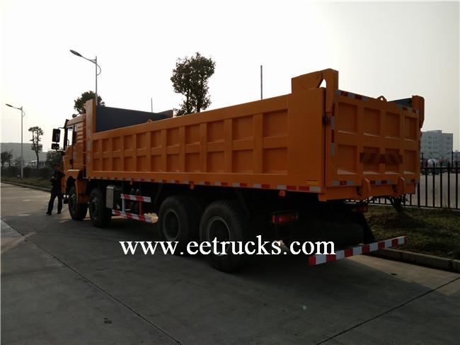 Diesel Tipper Trucks