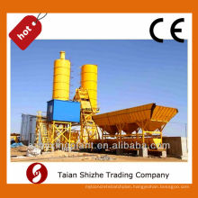 HZS60 standard type concrete mixing plant with low cost