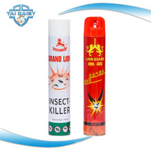Aerosol Insecticide Spray - Alcohol Based