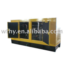 Générateur de puissance 100KW Diesel Type silencieux