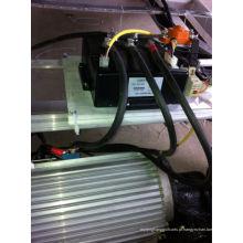 Jogos feitos sob encomenda elétricos puros do corpo do carrinho de golfe 3kw