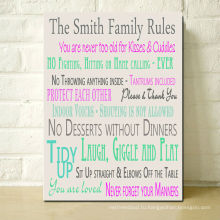 Знак семейных правил