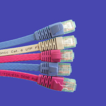 Bare Copper Flat Patch Cord