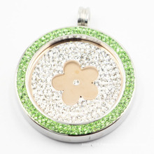 316L Surgical Stainless Steel Locket Pendant Fashion Jewelry