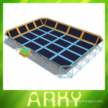 European Standard Outdoor Gymnastik Trampolin
