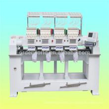 multi funções 4 cabeça máquina de bordar com preço competitivo