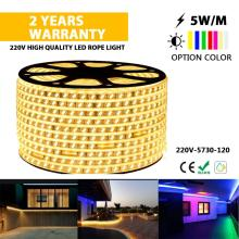 5730 Fita LED de alta qualidade corda luz