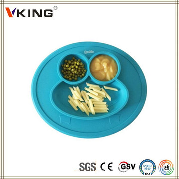 Top Selling Products in China Silicone Palcemat for Baby