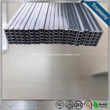 3003 tubo de aluminio de microcanal para disipador de calor