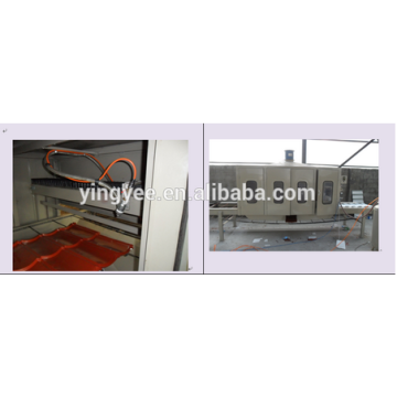 Batu Roofed Metal Roofing Machine