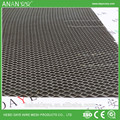 Chinese manufacturer flexible partition wall plaster mesh with sticker