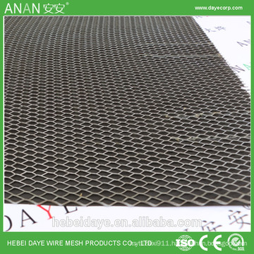 EU CE standard thick expanded metal plaster mesh with sticker