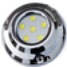 12v IP68 llevó la luz subacuática subacuática del yate 6W 10W 12v IP68 llevó la lámpara llevada del yate para el barco