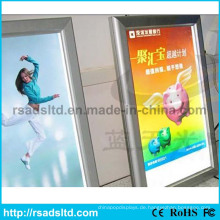 Neueste LED Slim Werbung Display Light Box