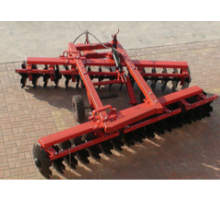 Agricultural machinery 1BQX-3.4(42pcs) Light-duty Disc Harrow